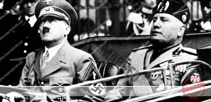 a look at fascism in germany spain and italy Like italy, spain was undergoing considerable internal social and political conflict, and the formation of a strong government under mussolini in rome was hailed by alfonso xiii.